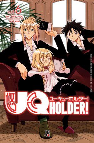 capa de UQ Holder! #06