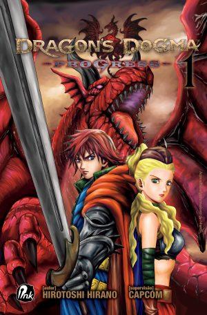 capa de Dragon's Dogma Progress #01