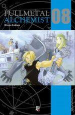 capa de Fullmetal Alchemist ESP. #08