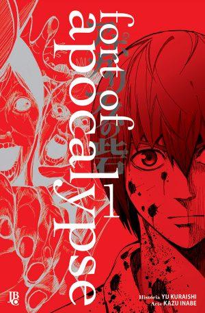 capa de Fort of Apocalypse #01