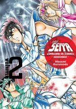 capa de CDZ – Saint Seiya [Kanzenban] #02