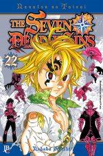 capa de The Seven Deadly Sins #22