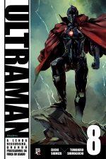 capa de Ultraman #08