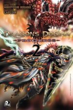 capa de Dragon's Dogma Progress #02