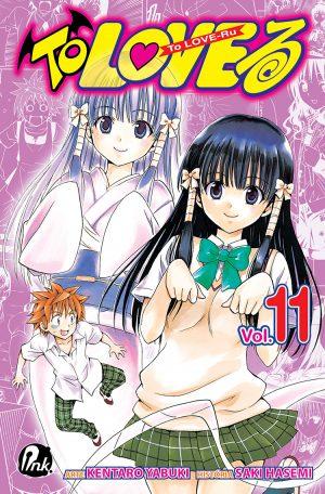 capa de To Love-Ru #11