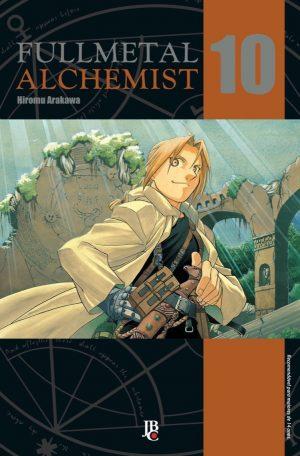 capa de Fullmetal Alchemist ESP. #10