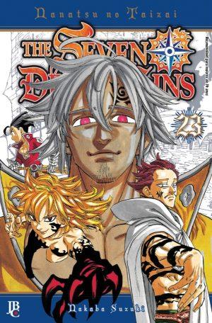 capa de The Seven Deadly Sins #23
