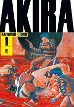 capa de Akira