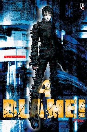 capa de Blame! #04