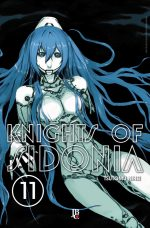 capa de Knights of Sidonia #11