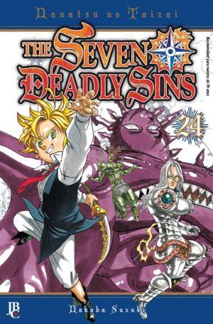 capa de The Seven Deadly Sins #24