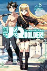 capa de UQ Holder! #08