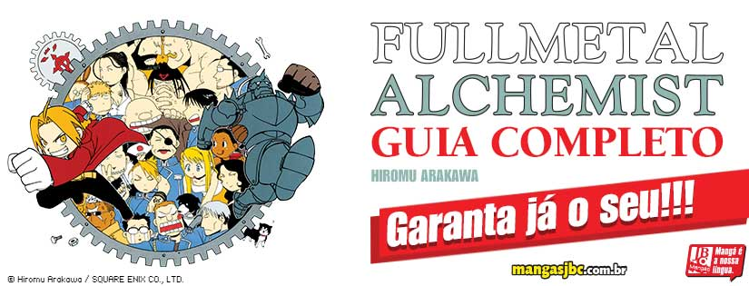 Fullmetal Alchemist Guia Completo