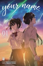 capa de Your Name.