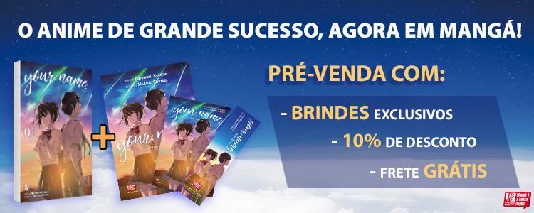 pré-venda your name.