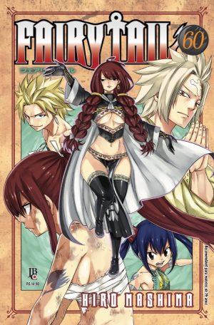 capa de Fairy Tail #60