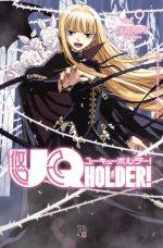 capa de UQ Holder! #09