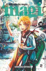 capa de Magi: O Labirinto da Magia #30