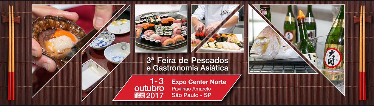 Asian & Sea Food Show 2017