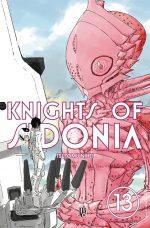 capa de Knights of Sidonia #13