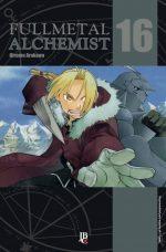 capa de Fullmetal Alchemist ESP. #16