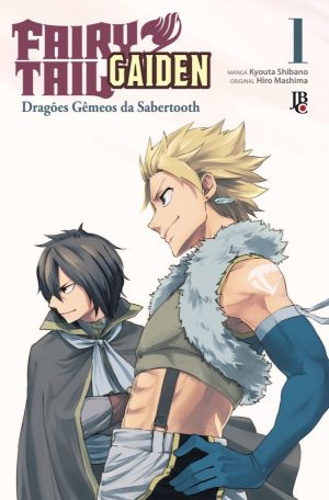 capa de Fairy Tail Gaiden #01
