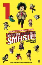 capa de My Hero Academia Smash!!