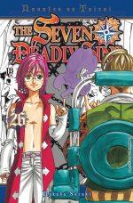 capa de The Seven Deadly Sins #26
