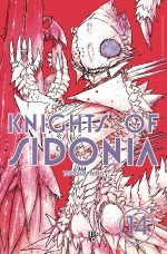 capa de Knights of Sidonia #14