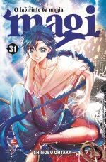 capa de Magi: O Labirinto da Magia #31