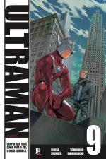 capa de Ultraman #09