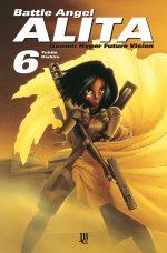 capa de Battle Angel Alita Digital #06