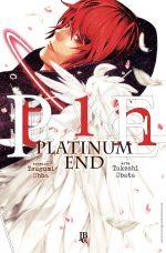 capa de Platinum End #01: Preview