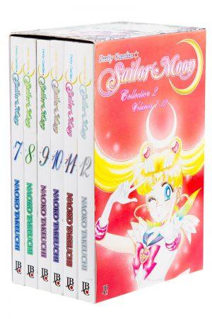 capa de Box Sailor Moon #02