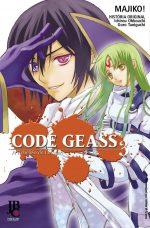 capa de Code Geass – A Rebelião de Lelouch #03