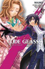 capa de Code Geass – A Rebelião de Lelouch #07