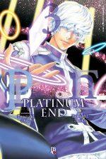 capa de Platinum End #03