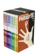capa de Box Parasyte