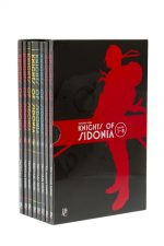 capa de Box Knights of Sidonia #01