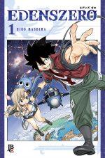capa de Edens Zero #01