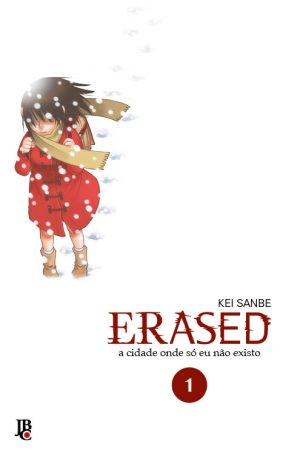 capa de Erased #01