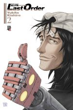 capa de Battle Angel Alita – Last Order #02
