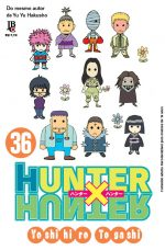 capa de Hunter X Hunter