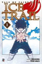 capa de Fairy Tail – Ice Trail