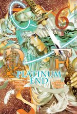 capa de Platinum End #06