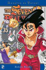 capa de The Seven Deadly Sins #35