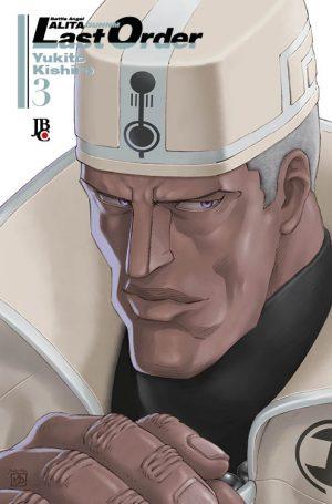 capa de Battle Angel Alita – Last Order #03