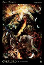 capa de Overlord (Novel)