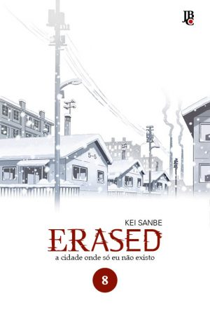 capa de Erased #08