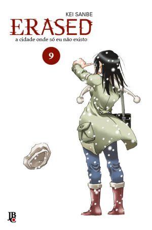 capa de Erased #09